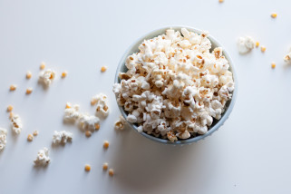 KETTLE CORN RECIPE AERIE PHOTOGRAPHY