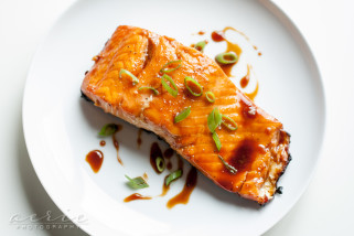SALT LAKE PHOTOGRAPHER TERIYAKI SALMON RECIPE